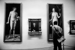 SPAIN. Madrid. Museo del Prado. 1987.