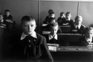 USSR. Russia. Moscow. 1960. Education.