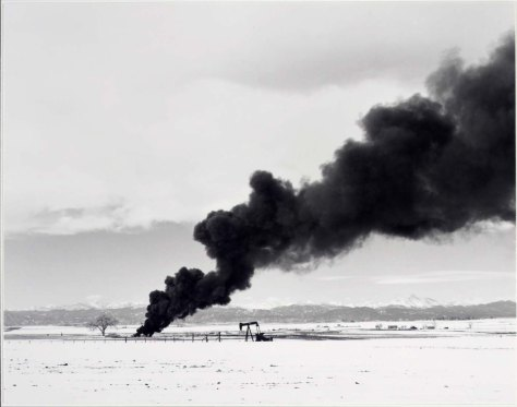 Robert-Adams-Burning-Oil-Sludge-North-of-Denver