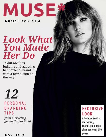 El formato vertical es perfecto para las portadas de revistas.