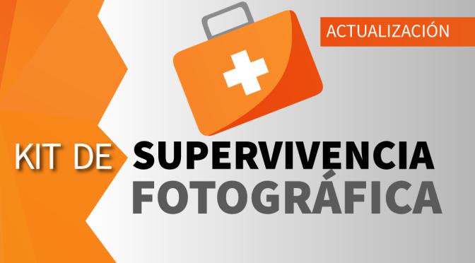 Actualizado el Kit de Supervivencia Fotográfica