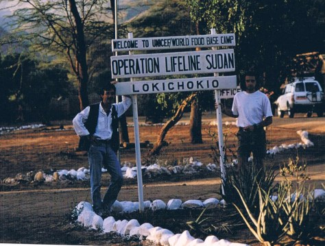 Operation Lifeline Sudan. © Copyright by Luis Davila