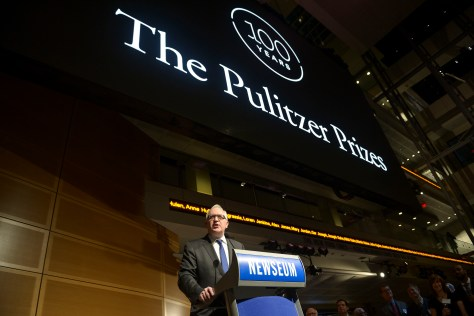 Pulitzer Prize Winners Gather For Centennial Celebration