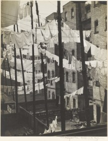 "Consuelo Kanaga. ""Untitled"" (Barriadas, New York), c. 1937"