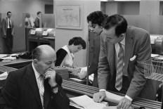 Ensayo %22Bankers Trust Company%22 Nueva York 1960 Henri Cartier Bresson 8