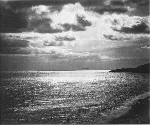Gustave_Le_Gray_ Mediterranean Sea at Sete_1856