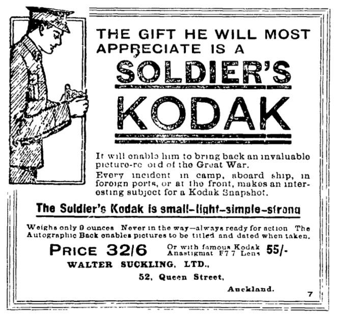 Sobre cómo evitó Kodak una III Guerra Mundial y acabó en
