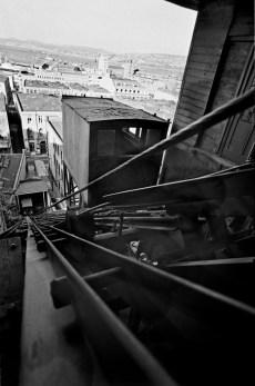 CHILE. Valparaiso. From the 'Ascensor Cordillera'. 1963.