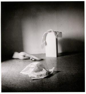 Francesca Woodman, Untitled, Rome, 1977-89
