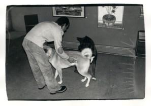 Andy Warhol. Hombre no identificado