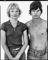Dawn Jaynes and Clint Jones, Rocky Ford, Colorado, 1980