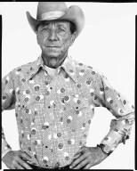 Wilbur Powell, Ennis, Montana, 1978
