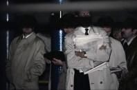 USA. New York City. 1980. Subway.