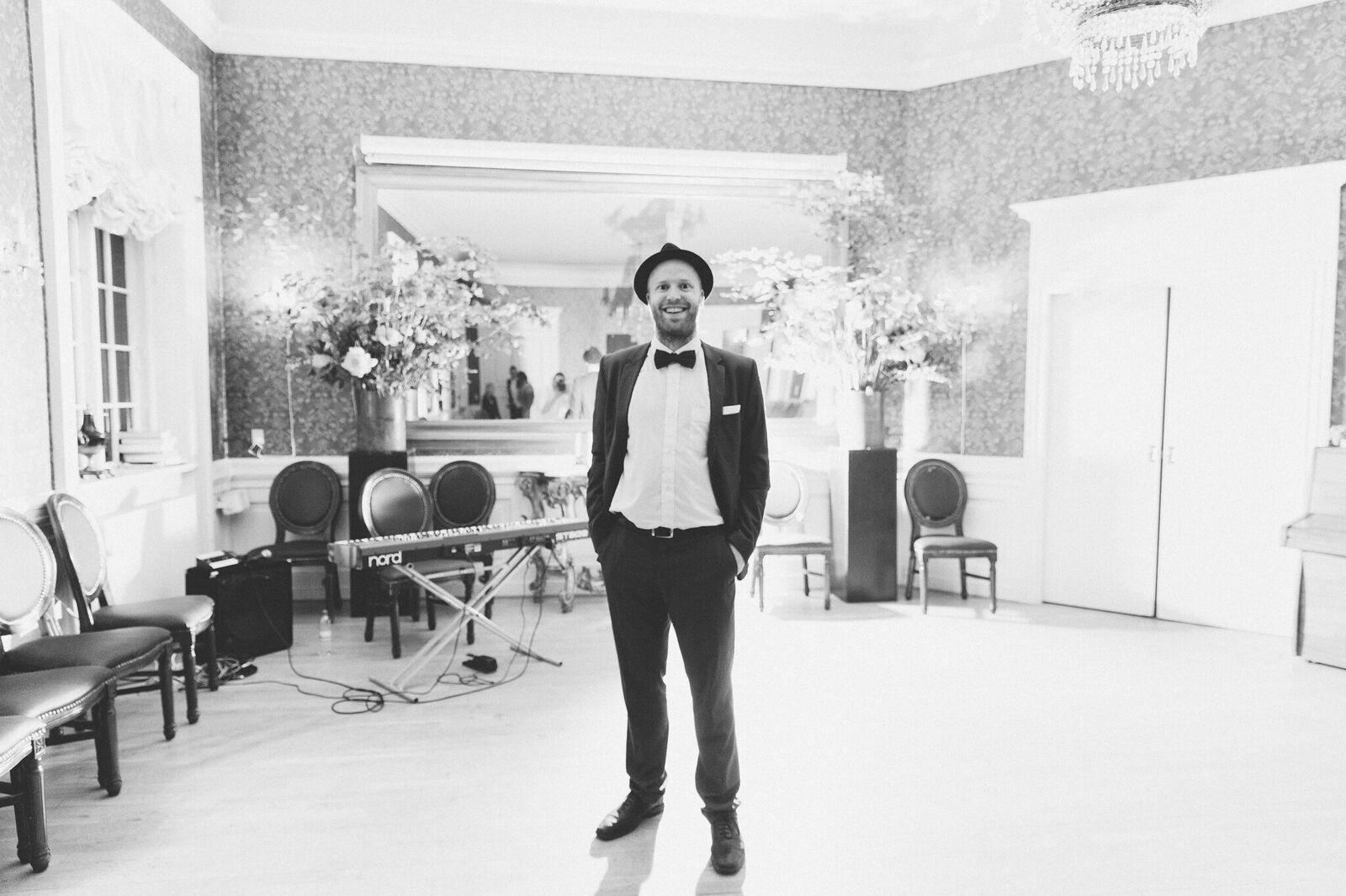 Pianist til bryllup