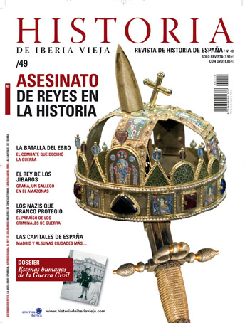 HISTORIA DE IBERIA VIEJA, JULIO 2009