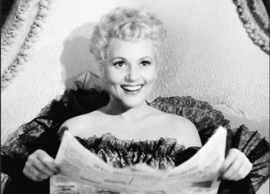 Image result for judy holliday as billie dawn