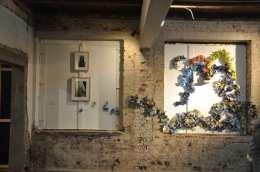 Ich habe so viel gewient. Installation. (Triptychon) Bianca Wickinghoff | Oscar Ledesma ruhrpuls festival. Bochum. 2011