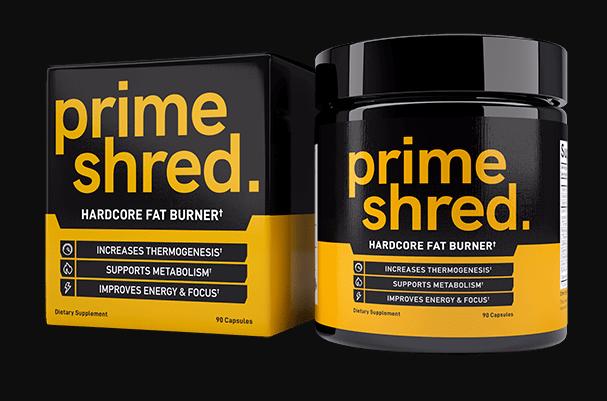 primeshred fat burner for men