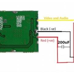 Quadcopter Schematic Diagram 2000 Gmc Trailer Wiring Diy Mini 5.8ghz Fpv Video Transmitter And 1g Camera - Micro Tx5823 Oscar Liang