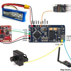 Fpv Racing Drone Wiring Diagram Kenworth T800 Headlight How To Choose Osd For Quadcopter Data On Screen