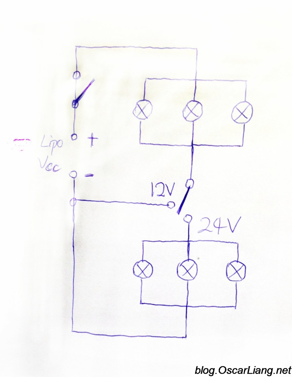 medium resolution of lipo discharger light bulb build circuit schematics
