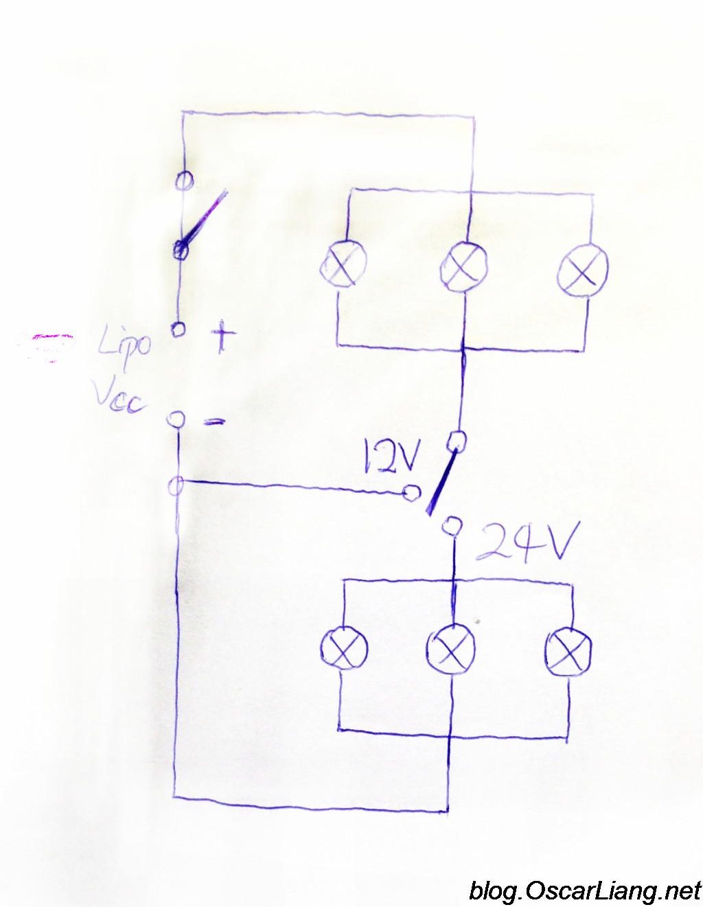 hight resolution of lipo discharger light bulb build circuit schematics