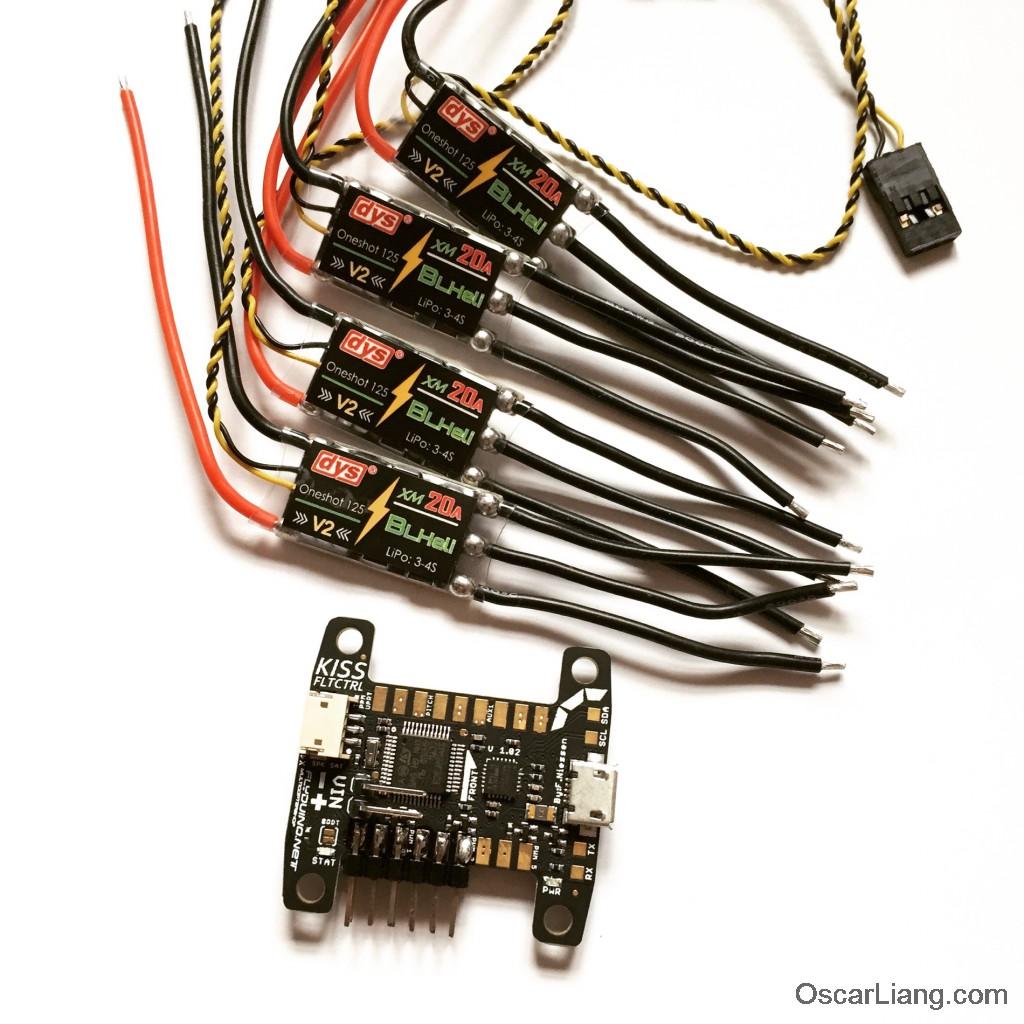 Rotoracer RR210 mini quad Frame kiss fc xm20a esc?resize=350%2C200&ssl=1 kiss fc flight controller review oscar liang  at reclaimingppi.co