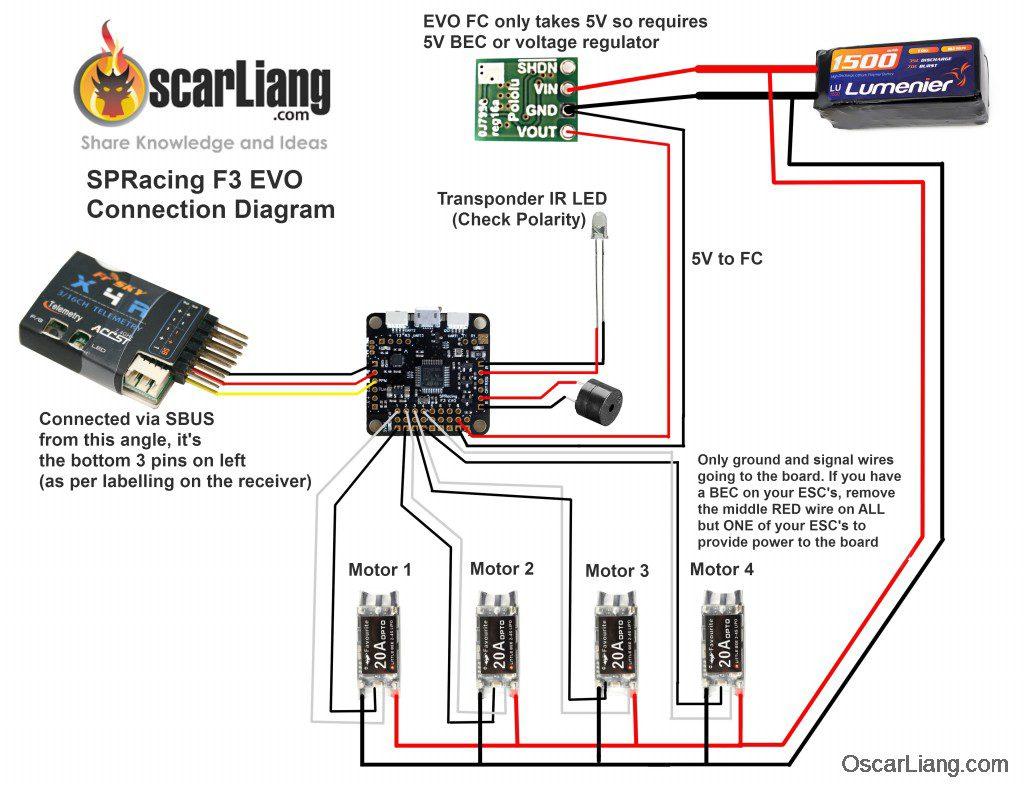 kk2 1 5 esc wiring quad quad coil