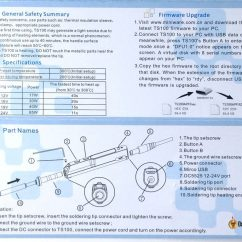 Soldering Iron Wiring Diagram Toyota Abbreviations Wire Diagrams Repair Scheme