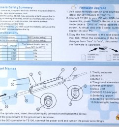 review ts100 soldering iron best portable field repairing tool ts100 wiring diagram [ 1024 x 768 Pixel ]