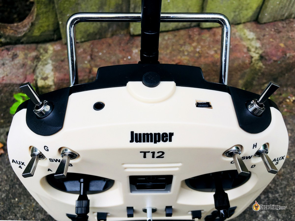 Review: Jumper T12 Radio | Budget Transmitter for FPV