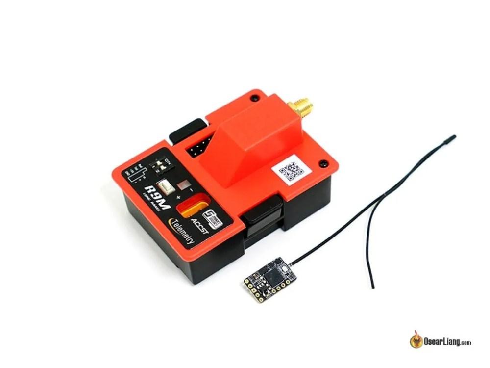 medium resolution of setup r9m module and r9 mini receiver in betaflight