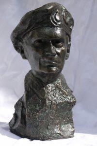 Bronze Montgomery Bust [ONM1]