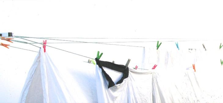 La última lavadora del año