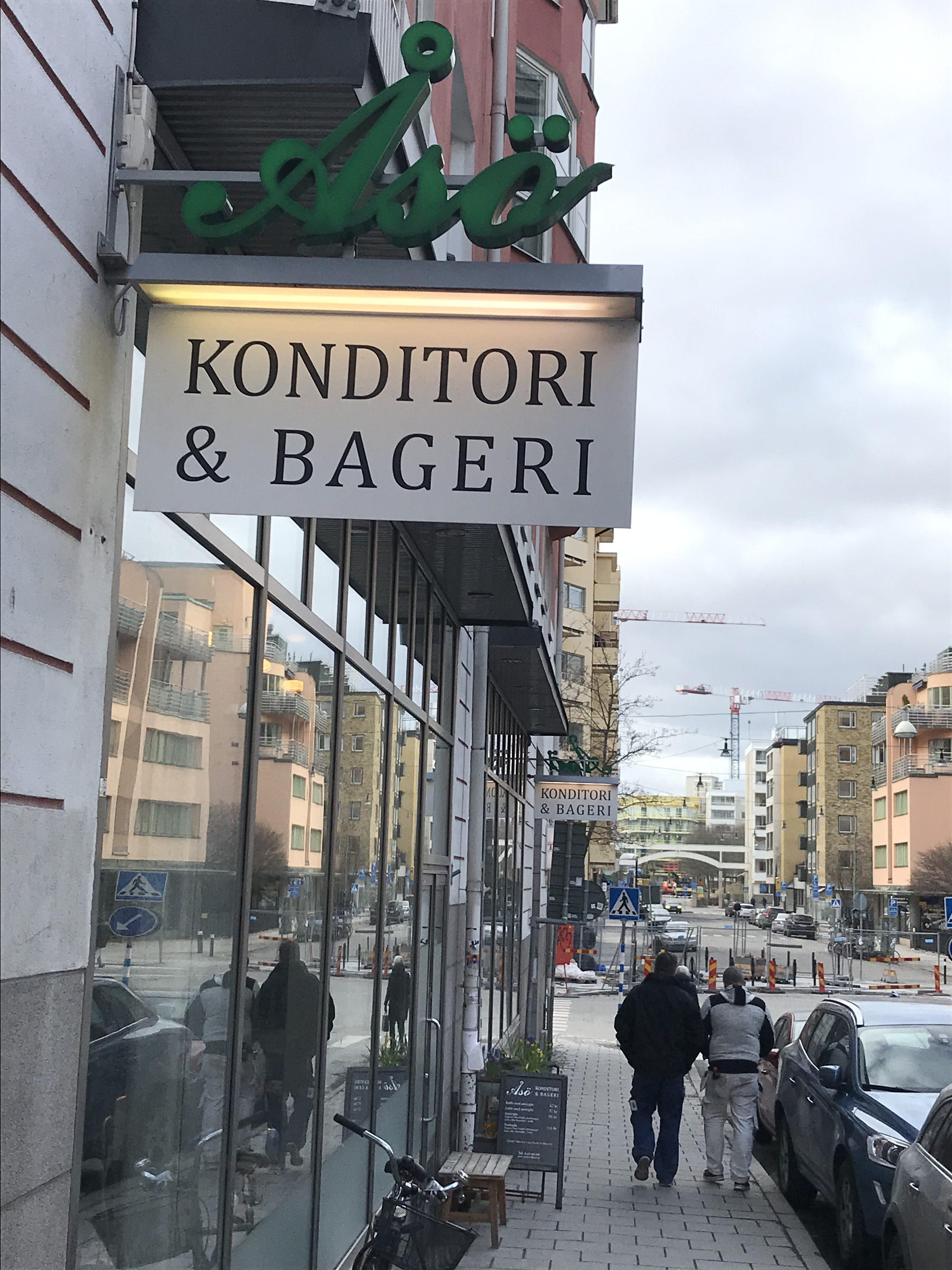 Åsö Konditori och bageri