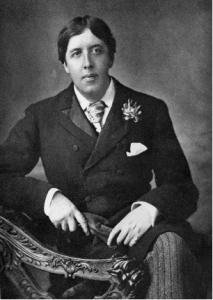 Oscar Wilde contact