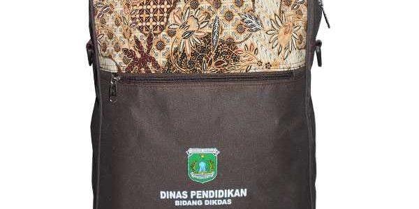 Tas Seminar Batik Unik dan Eksklusif