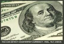 detect counterfeit money osceola iowa