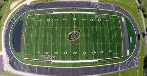 clarke indians football homecoming 2018