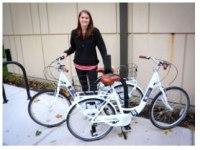 Clarke County Iowa Osceola Bike Share Program