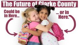 clarke county schools backpack program