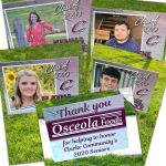 osceola foods celebrates clarke class of 2020