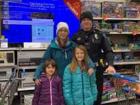 shop with a cop southern iowa