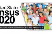 2020 census data for south central iowa osceola clarke county