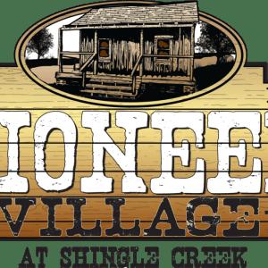 Pioneer Village Logo