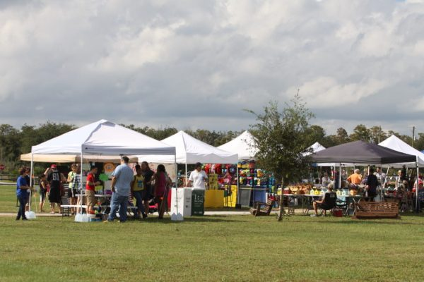 Pioneer Day market