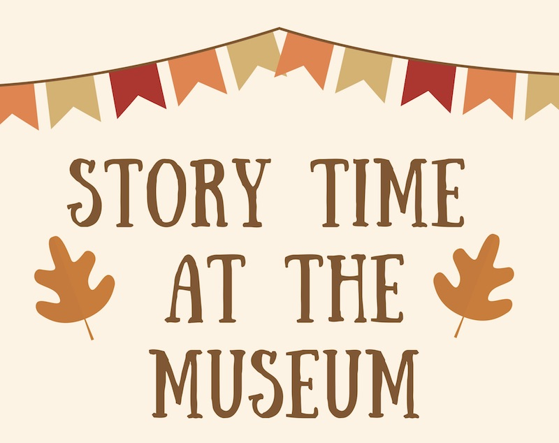 Storytime at the Museum 2019