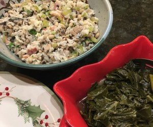 New Year's Food Traditions