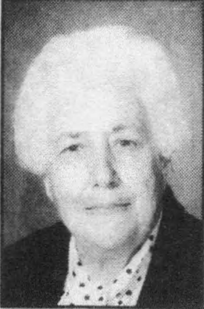 Kempfer was first woman appointed to American National Cattlemen's Association