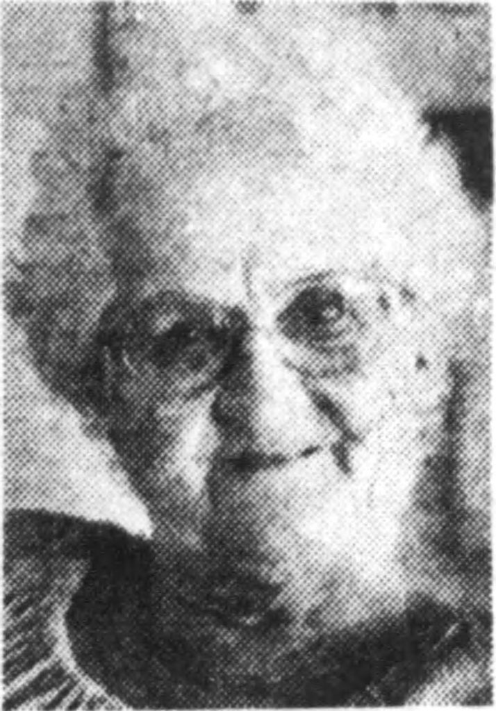 Mary Crankshaw was first county resident to receive Jefferson Award for Public Service